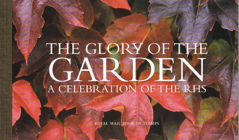 2004 The Glory of the Garden Prestige Stamp Booklet SG DX32